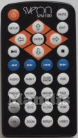 Original remote control SVEON SPM100